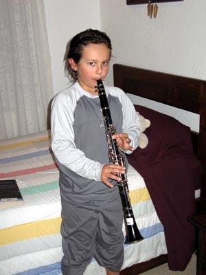 La Clarineta
