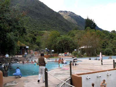 A Few of the Hot Spring Pools